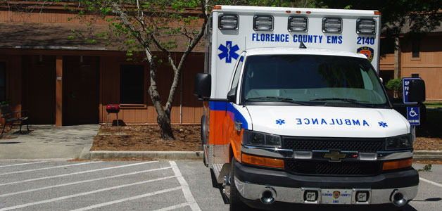 EMS Stations - EMS - Offices - County of Florence